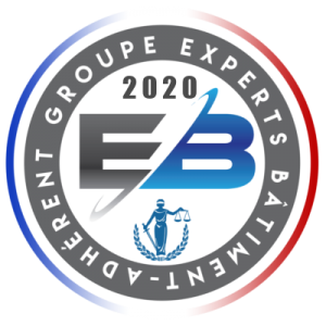 Logo Groupe Experts Bâtiment 69